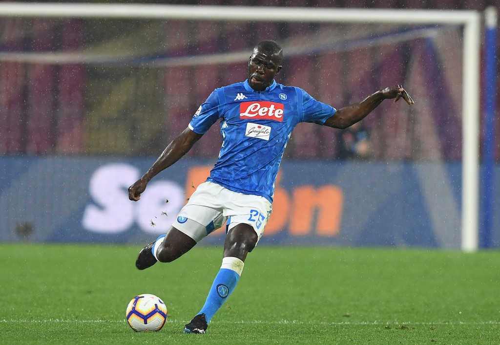 Koulibaly will cost a pretty penny. (Photo by Francesco Pecoraro/Getty Images)