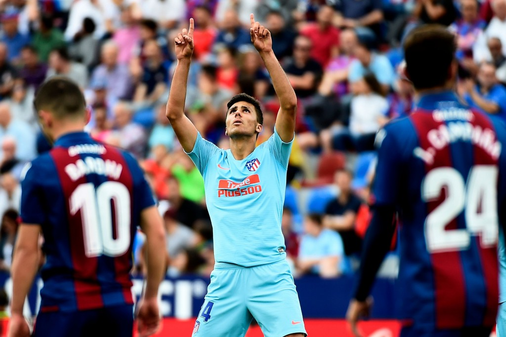 Rodri is Manchester City's primary transfer target (Photo by JOSE JORDAN/AFP/Getty Images)