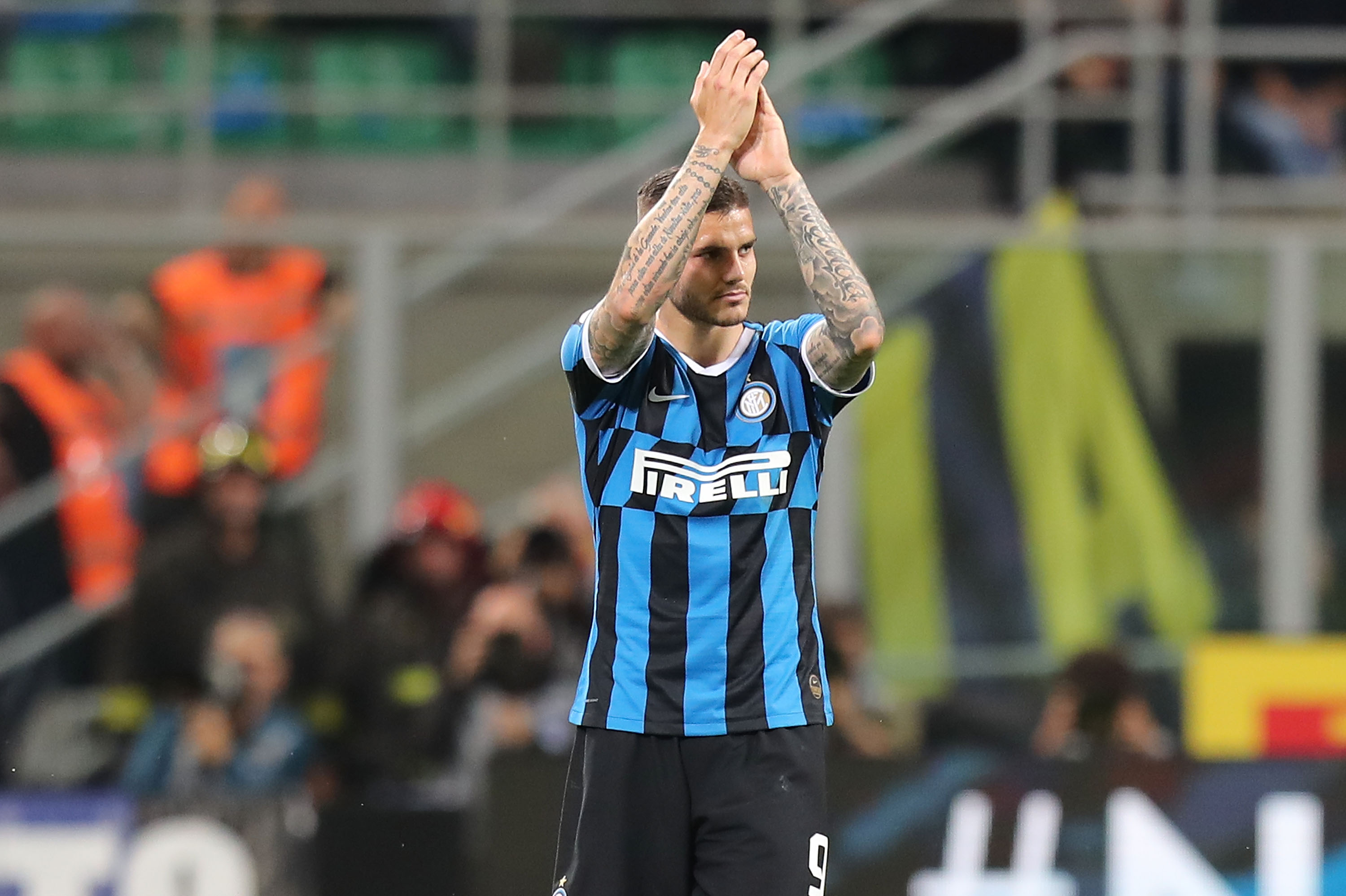 Inter keen on offloading Icardi (Photo by Gabriele Maltinti/Getty Images)