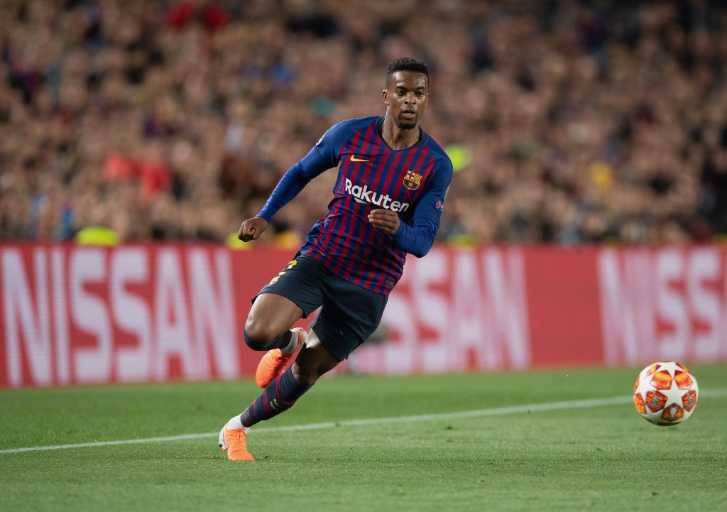 Are Barcelona putting a stop to his sprint towards an exit? (Picture Courtesy - AFP/Getty Images)