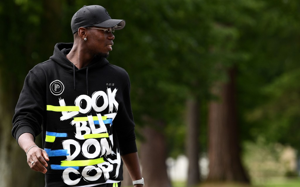 Paul Pogba to pocket 'loyalty' bonus of £3.78m from Manchester United