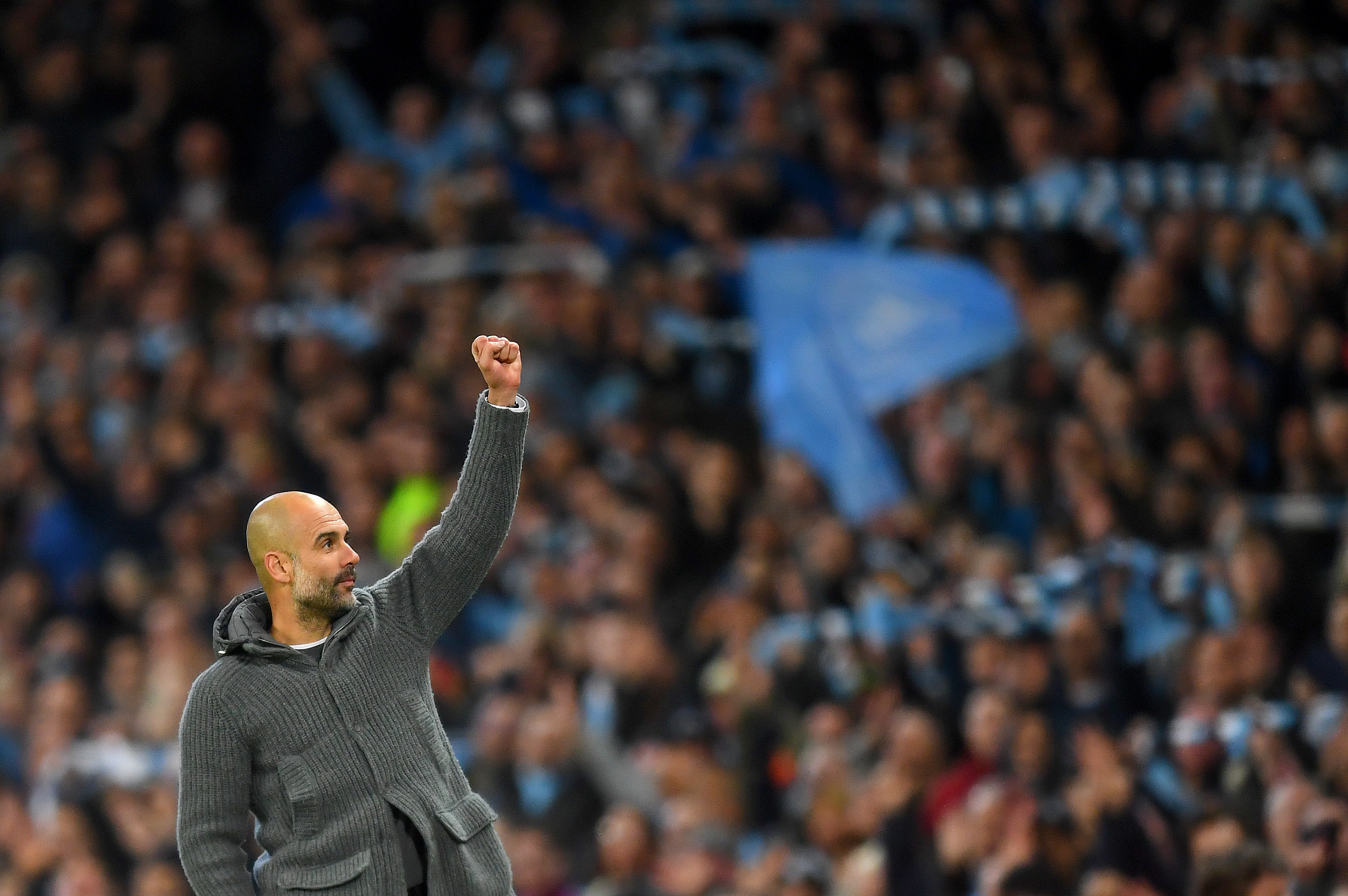 Under Guardiola Manchester City have scaled great heights (Photo by Michael Regan/Getty Images)