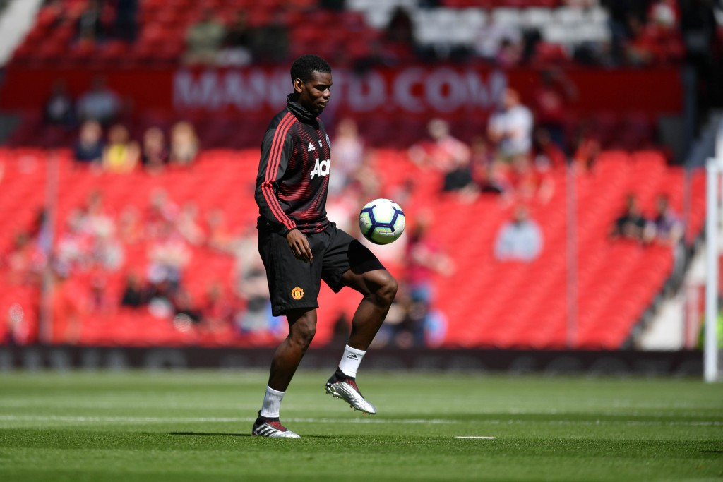 The ball is in Pogba's court. (Photo by Dan Mullan/Getty Images)