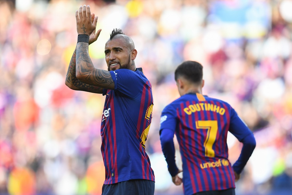 Vidal to bid adieu to Barcelona