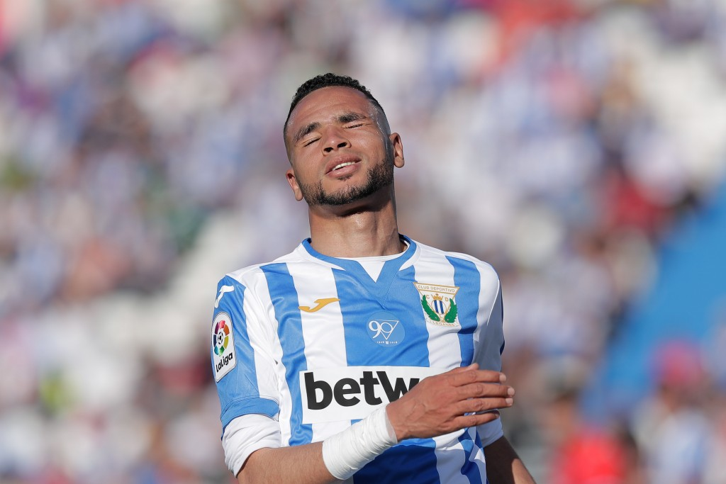 Will Youssef En-Nesyri be the Arsenal surprise signing for the 2019 summer transfer window? (Picture Courtesy - AFP/Getty Images)