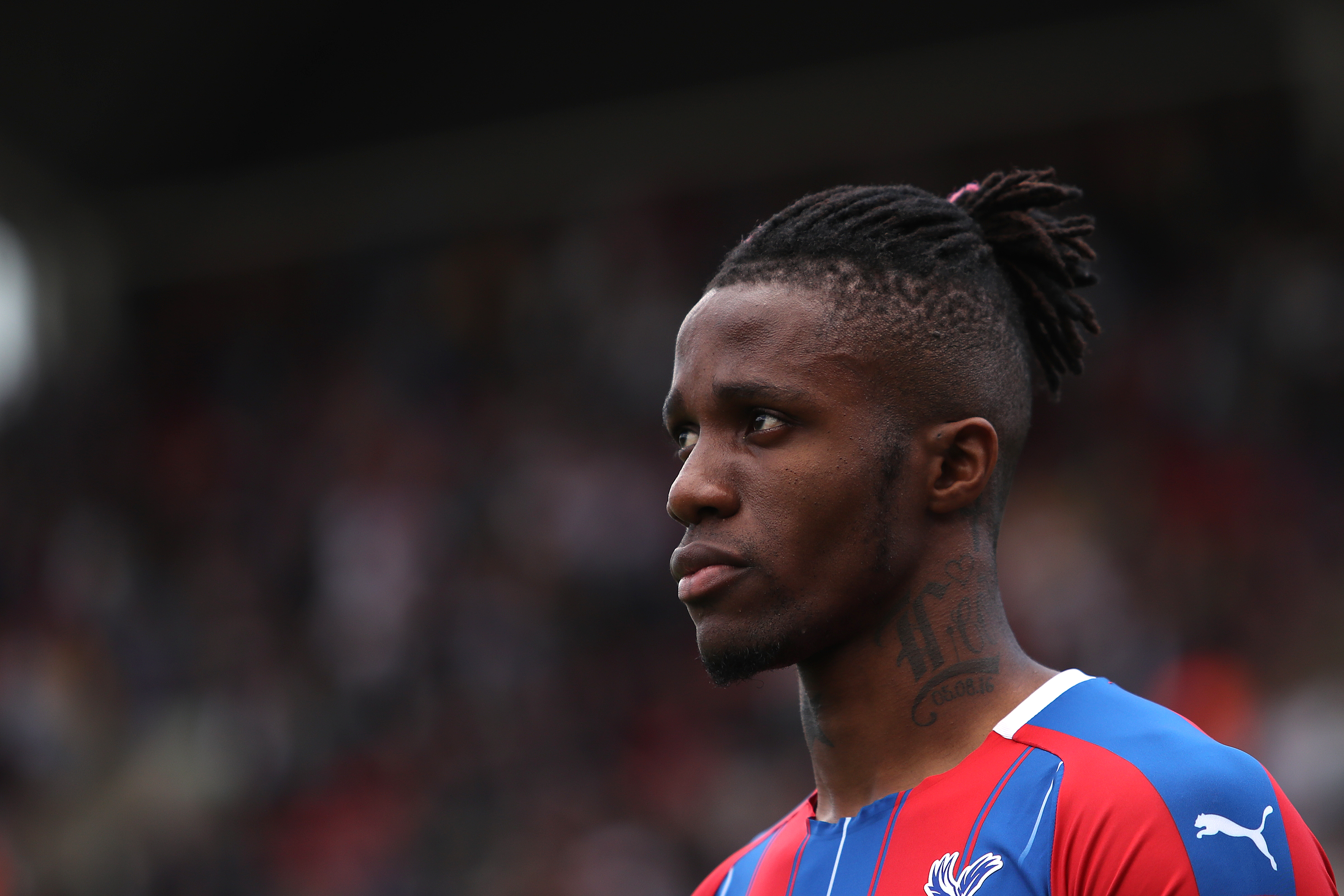 Zaha remains Arsenal's top target this summer. (Photo courtesy: AFP/Getty)