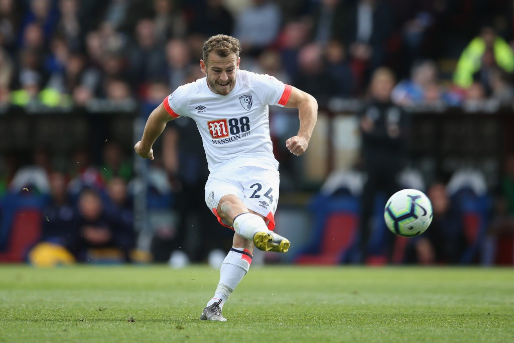Arsenal might reignite their interest in Bournemouth winger Ryan Fraser. (Photo by Steve Bardens/Getty Images)