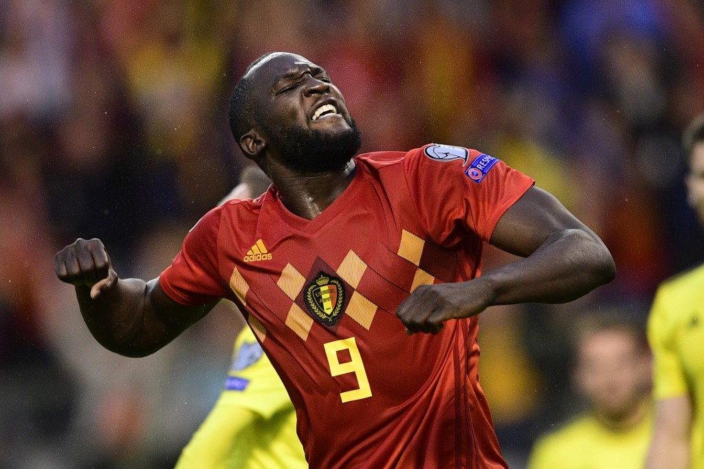 Will Lukaku leave Manchester United? (Photo by YORICK JANSENS/AFP/Getty Images)