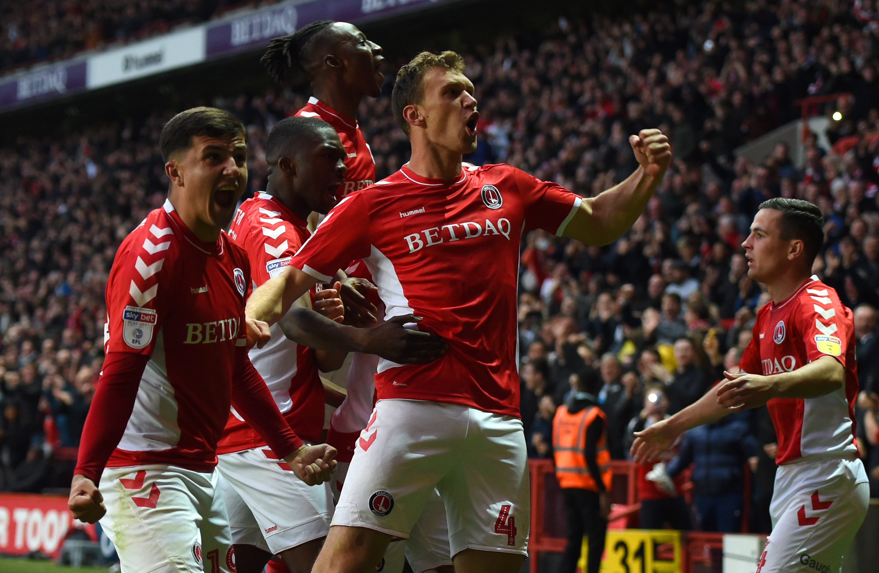Does Bielik have a future at Arsenal after impressing at Charlton? (Photo courtesy: AFP/Getty)
