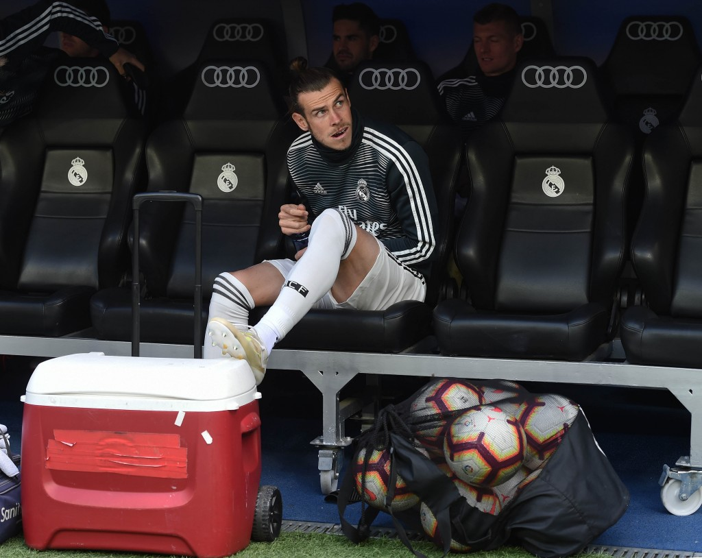 'Loans are not on the menu' for Real's Gareth Bale