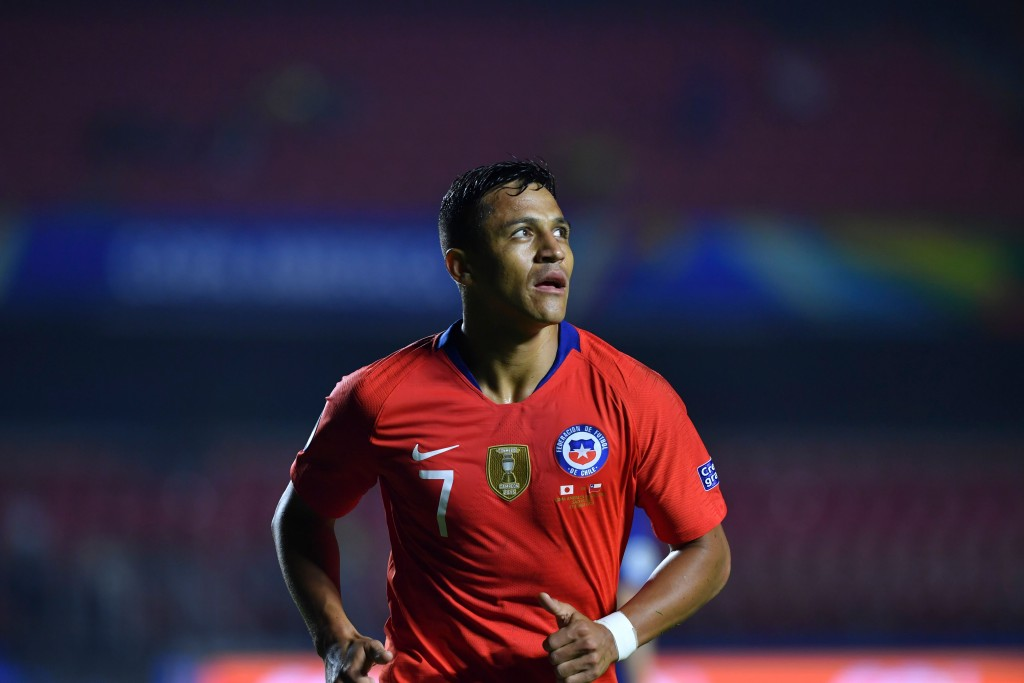 Will Alexis Sanchez fire Chile to a win over Ecuador? (Photo by NELSON ALMEIDA/AFP/Getty Images)