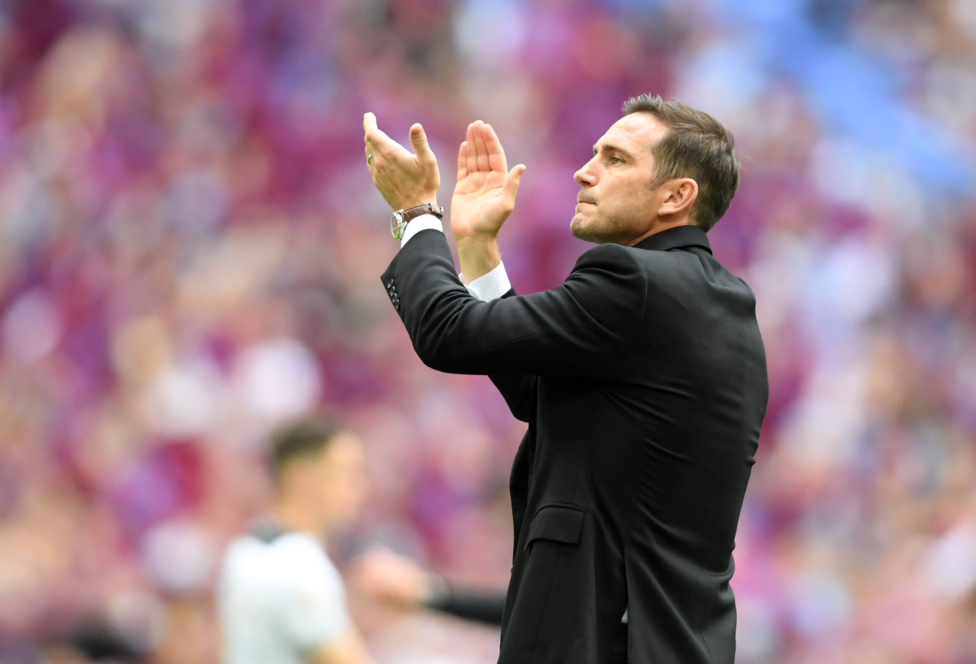 Will Lampard make his Chelsea return, this time as a manager? (Photo courtesy: AFP/Getty)