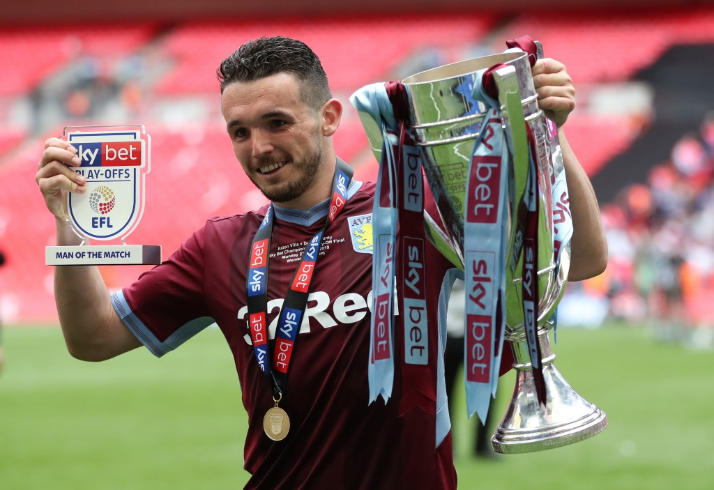 Will McGinn be the next target for Manchester United? (Picture Courtesy - AFP/Getty Images)