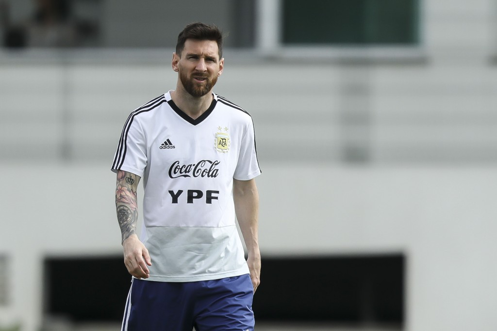 Time for Messi to step up (Photo by Bruna Prado/Getty Images)
