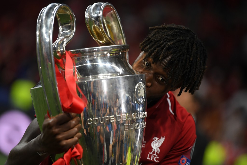 Liverpool's Champions League hero set for a new deal (Photo by Matthias Hangst/Getty Images)