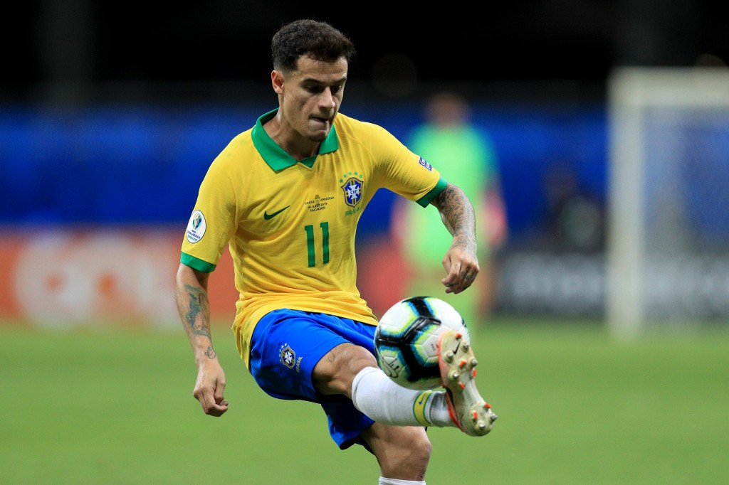 Can Coutinho provide the magical touch? (Photo by Buda Mendes/Getty Images)
