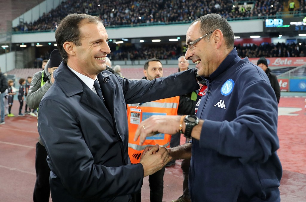 Set to replace Sarri at Chelsea? (Photo by Francesco Pecoraro/Getty Images)