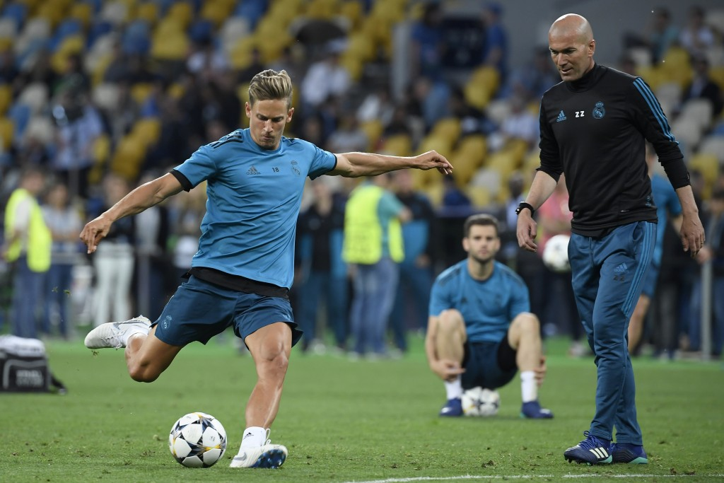 Llorente never managed to enjoy the confidence of Zinedine Zidane. (Photo by Lluis Gene/AFP/Getty Images)