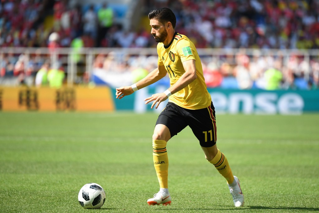 Arsenal have bowed out of the race to sign Carrasco. (Photo by Kirill Kudryavtsev/AFP/Getty Images)