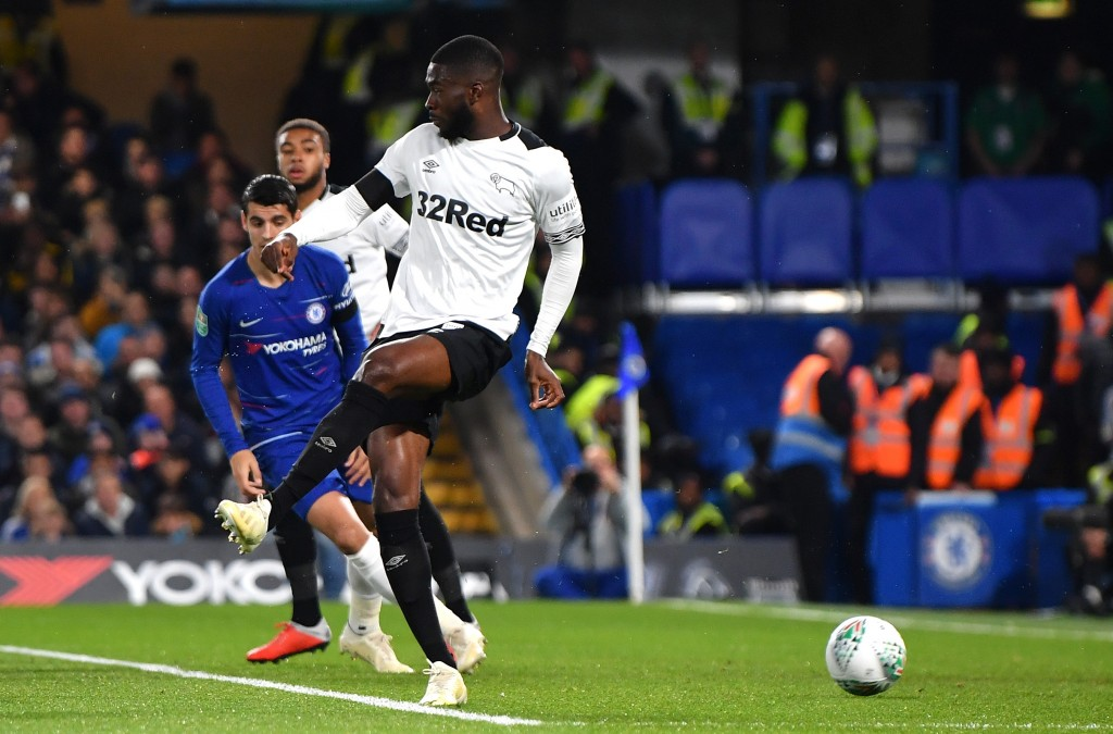 Tomori on Burnley's radar (Photo by Mike Hewitt/Getty Images)