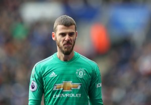 David de Gea set to sign new £350,000-a-week deal with Manchester United