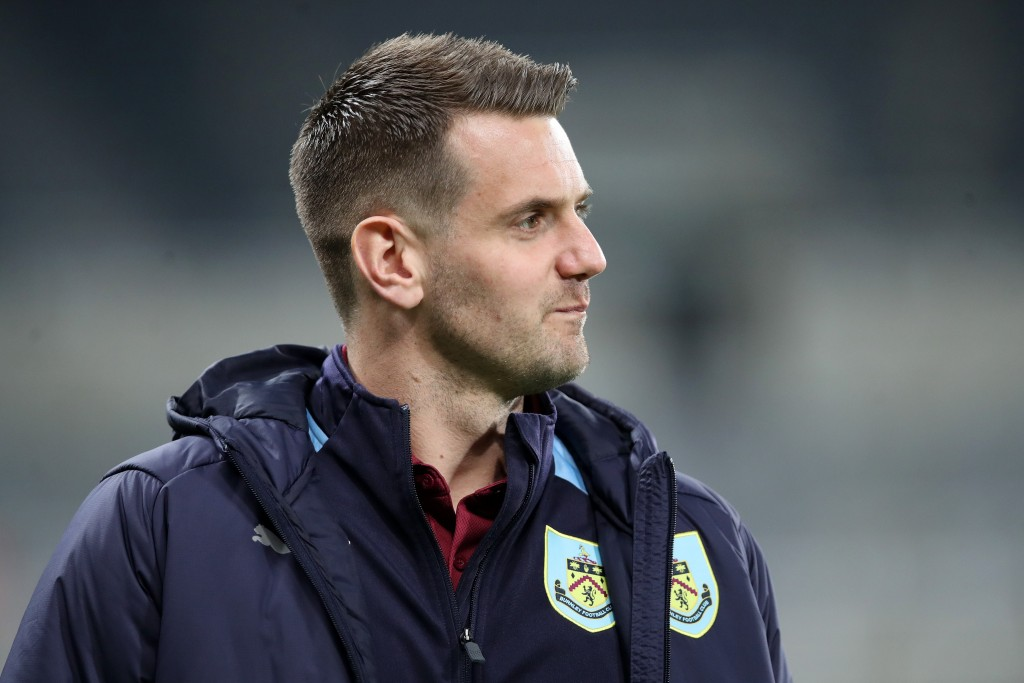 NEWCASTLE UPON TYNE, ENGLAND - FEBRUARY 26: Tom Heaton of Burnley looks on prior to the Premier League match between Newcastle United and Burnley FC at St. James Park on February 26, 2019 in Newcastle upon Tyne, United Kingdom. (Photo by Ian MacNicol/Getty Images)