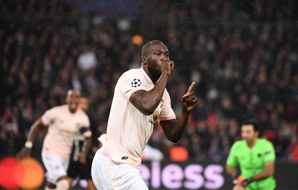 Will Lukaku shut the rumour mill by staying at Manchester United? (Photo by Franck Fife/AFP/Getty Images)