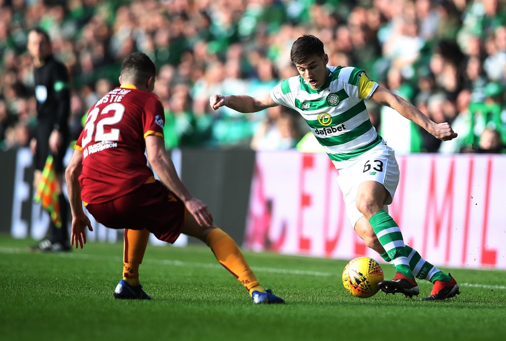 Arsenal can definitely do with a player like Tierney. (Photo by Ian MacNicol/Getty Images)