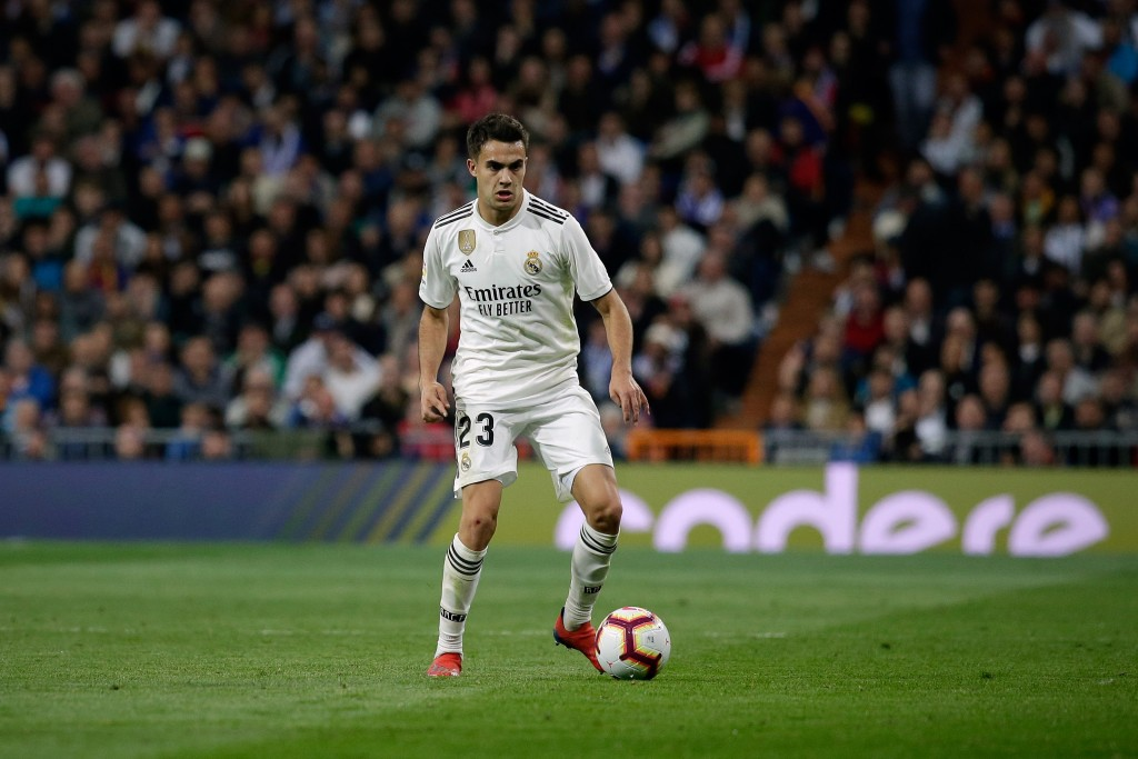 What next for Sergio Reguilon? (Photo by Gonzalo Arroyo Moreno/Getty Images)