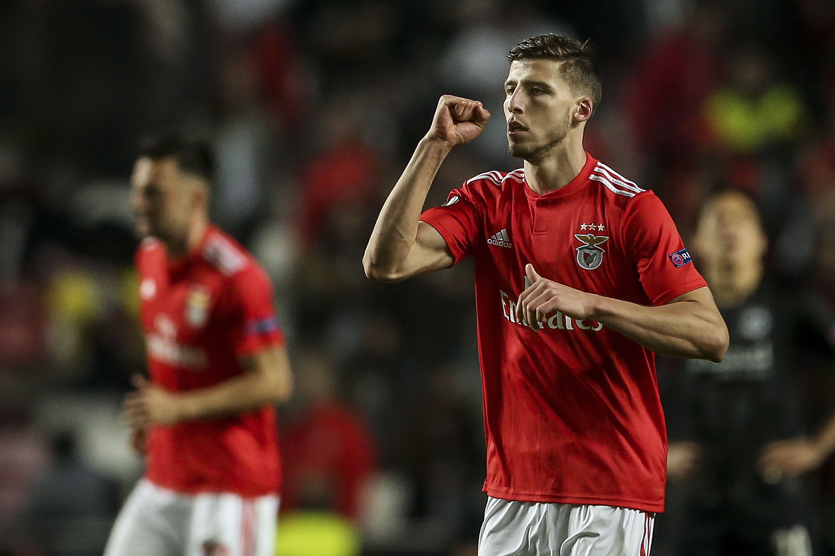 Manchester City considering a move for Ruben Dias? (Photo by CARLOS COSTA/AFP/Getty Images)