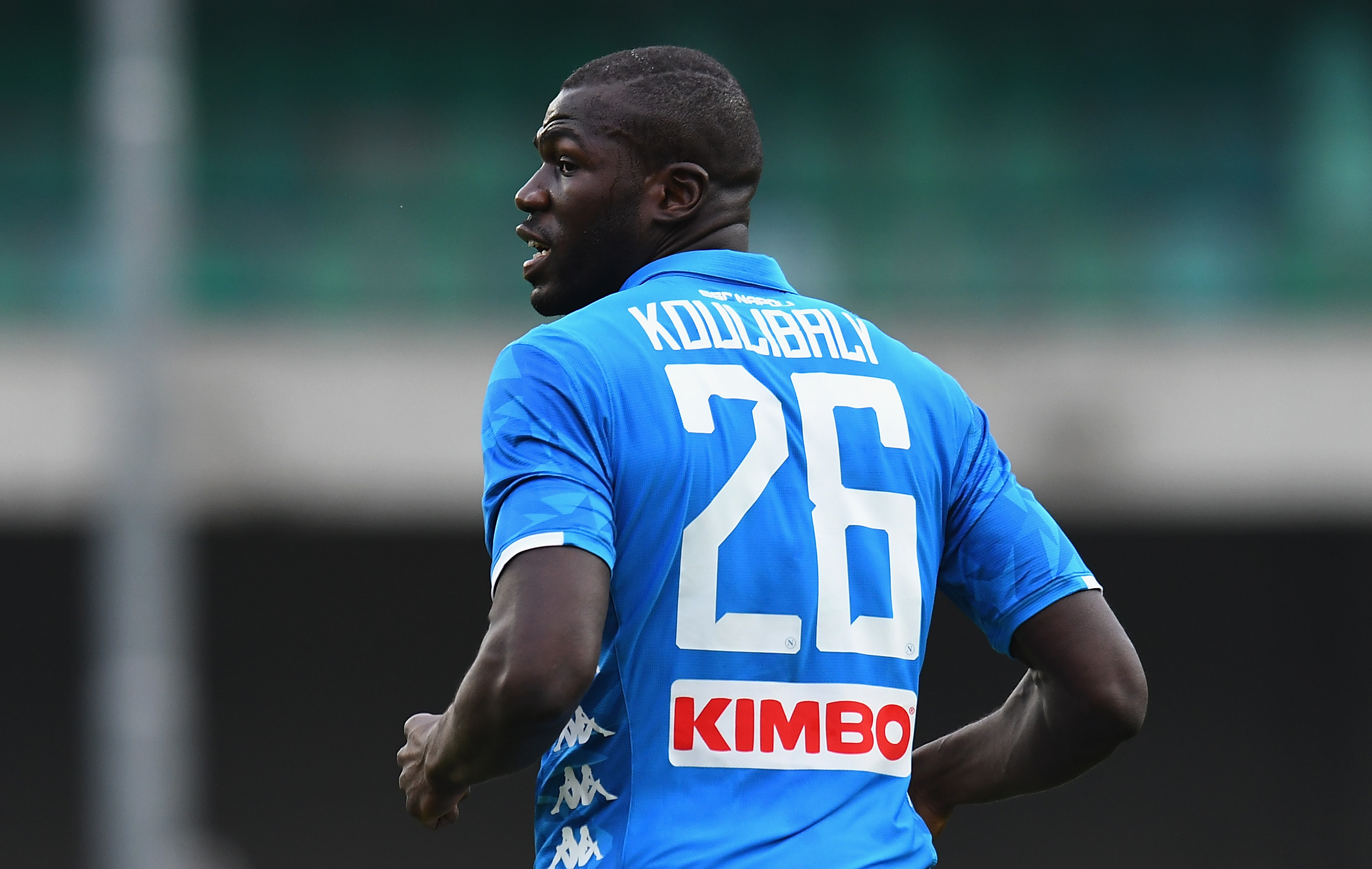 Koulibaly ruled out due to coronavirus (Photo by Alessandro Sabattini/Getty Images)