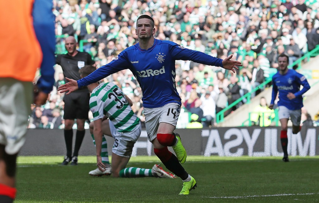 Ready to move back to Rangers? (Photo by Ian MacNicol/Getty Images