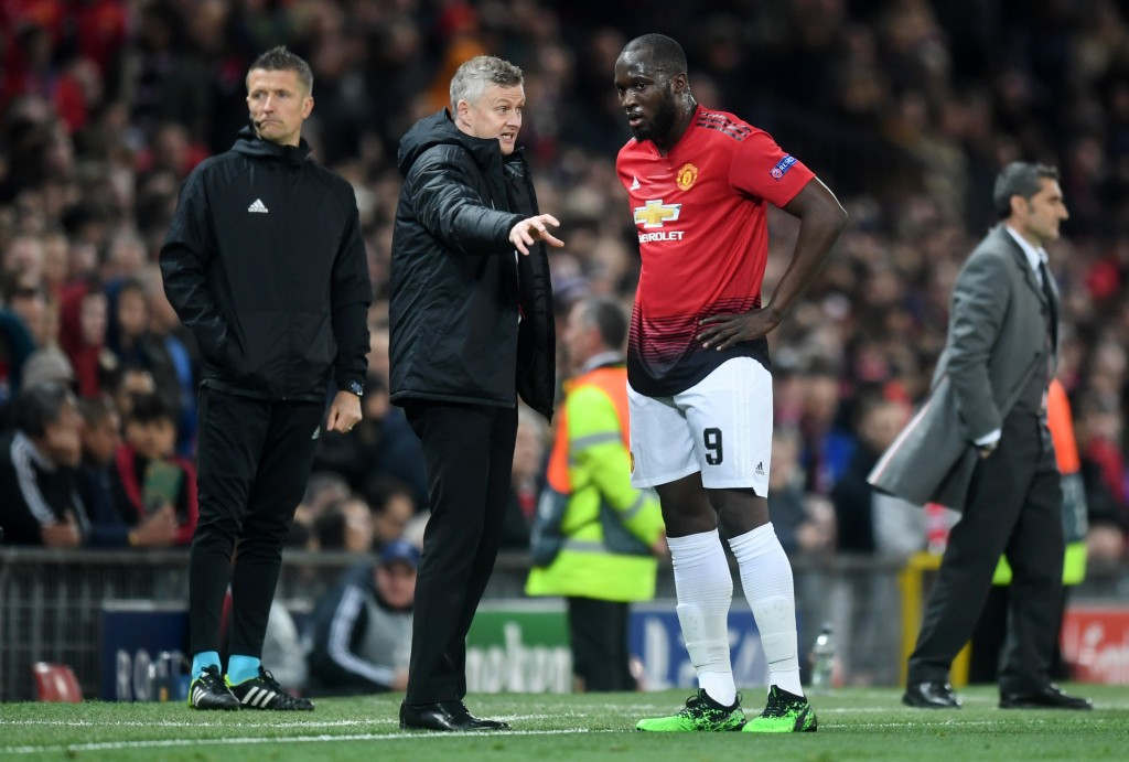 Lukaku has seen his role reduce under the tutelage of Ole Gunnar Solskjaer. (Photo by Michael Regan/Getty Images)