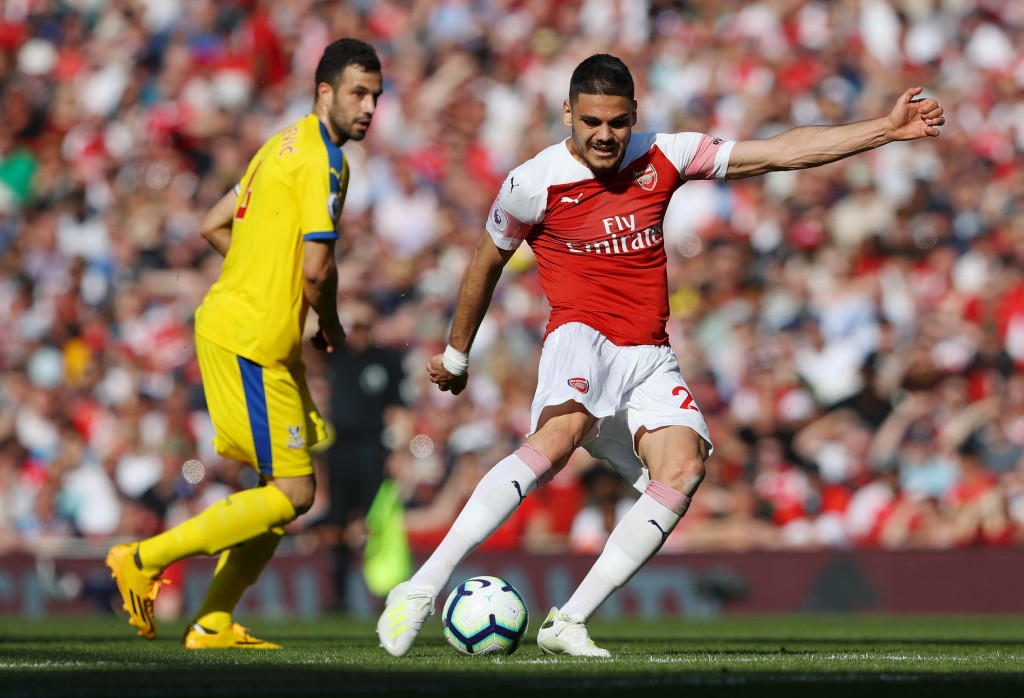 A return to Greece on the cards for Mavropanos? (Photo by Warren Little/Getty Images)