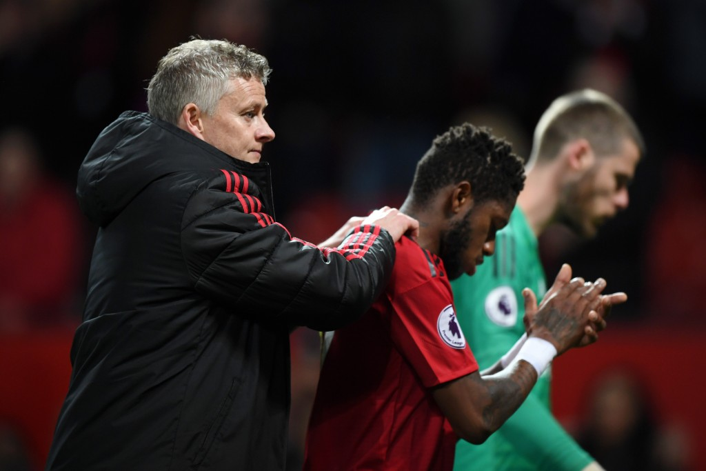 Solskjaer has assured Fred of his future at Manchester United (Photo by Shaun Botterill/Getty Images)