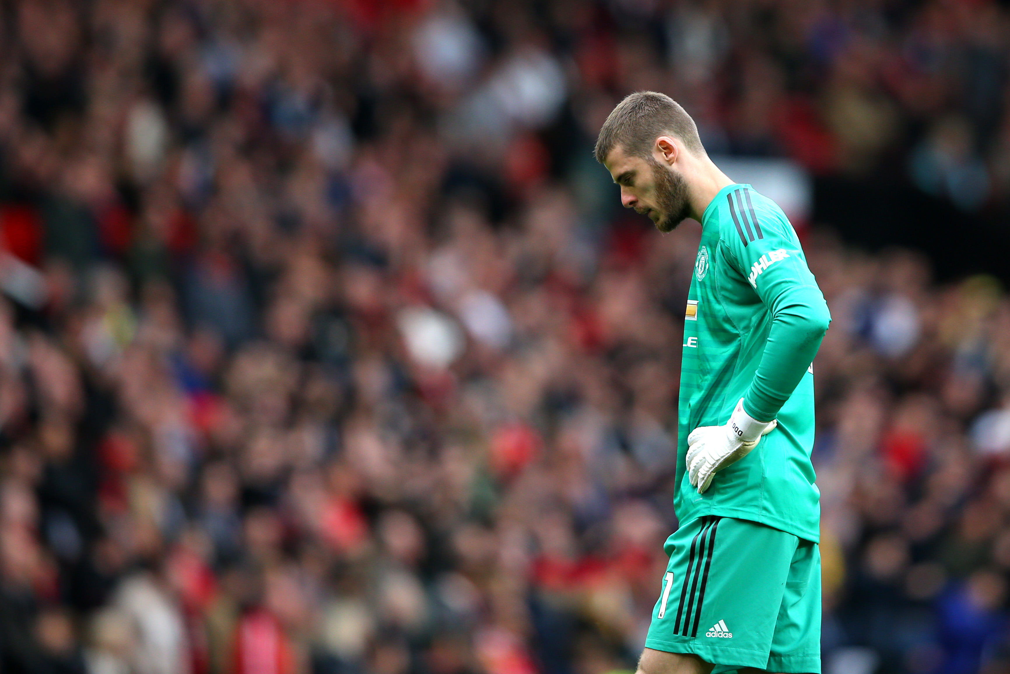 De Gea's error cost Manchester United (Photo by Alex Livesey/Getty Images)