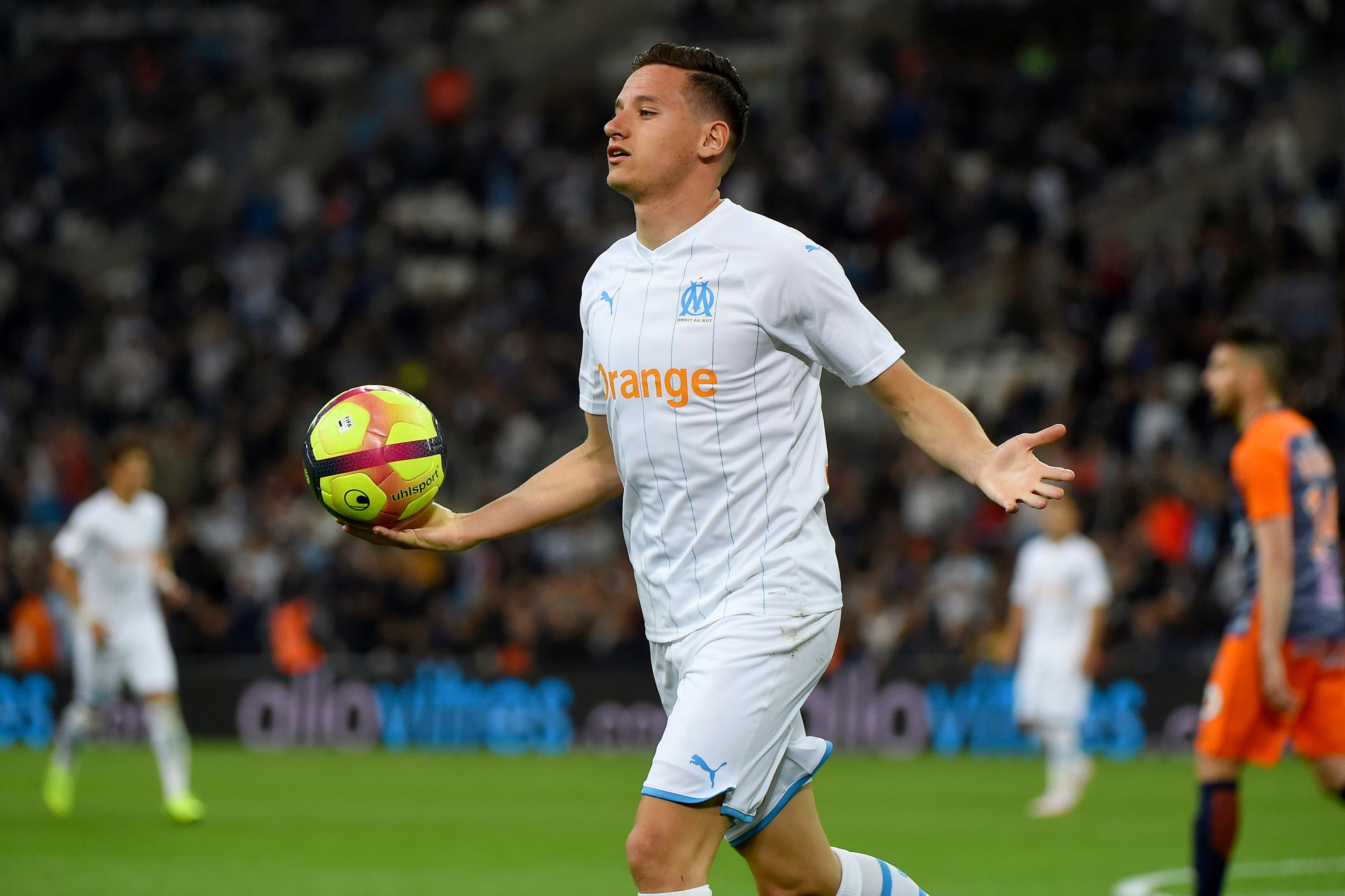 Thauvin is back, and how! (Photo by SYLVAIN THOMAS/AFP/Getty Images)