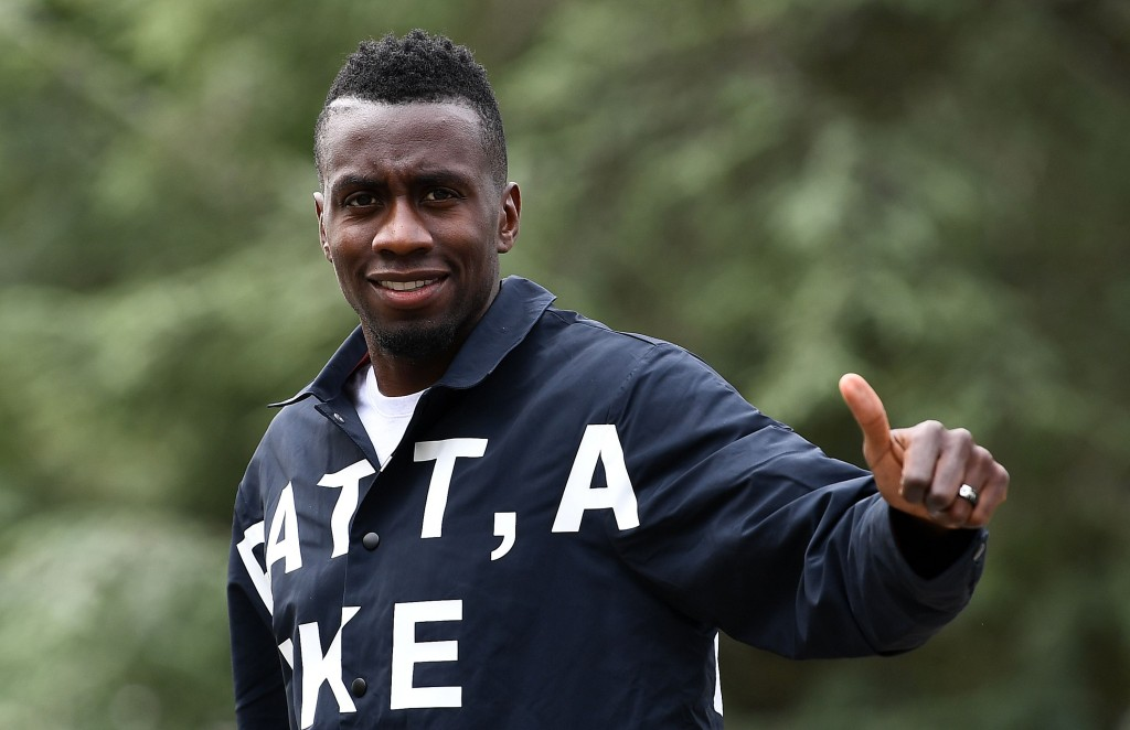 Will Matuidi give a thumbs up to PSG or Manchester United? (Photo bt Franck Fife/AFP/Getty Images)