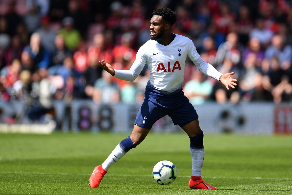 Danny Rose is searching for his next club. (Photo by Justin Setterfield/Getty Images)
