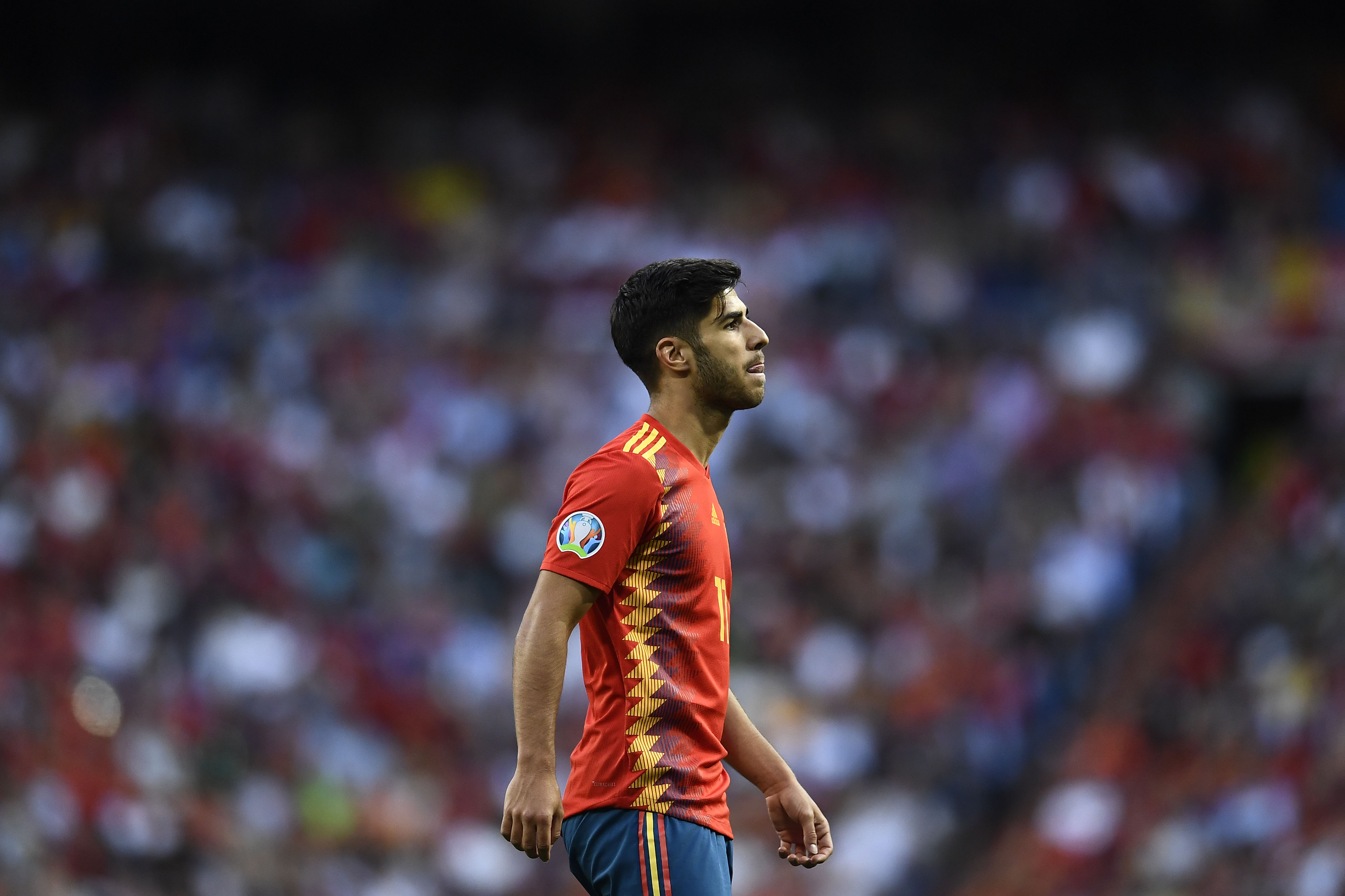 Could Asensio be on his way to Liverpool? (Photo by Oscar del Pozo/AFP/Getty Images)
