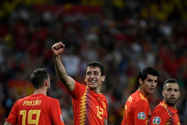 Transfer News: Manchester City interested in Mikel Oyarzabal