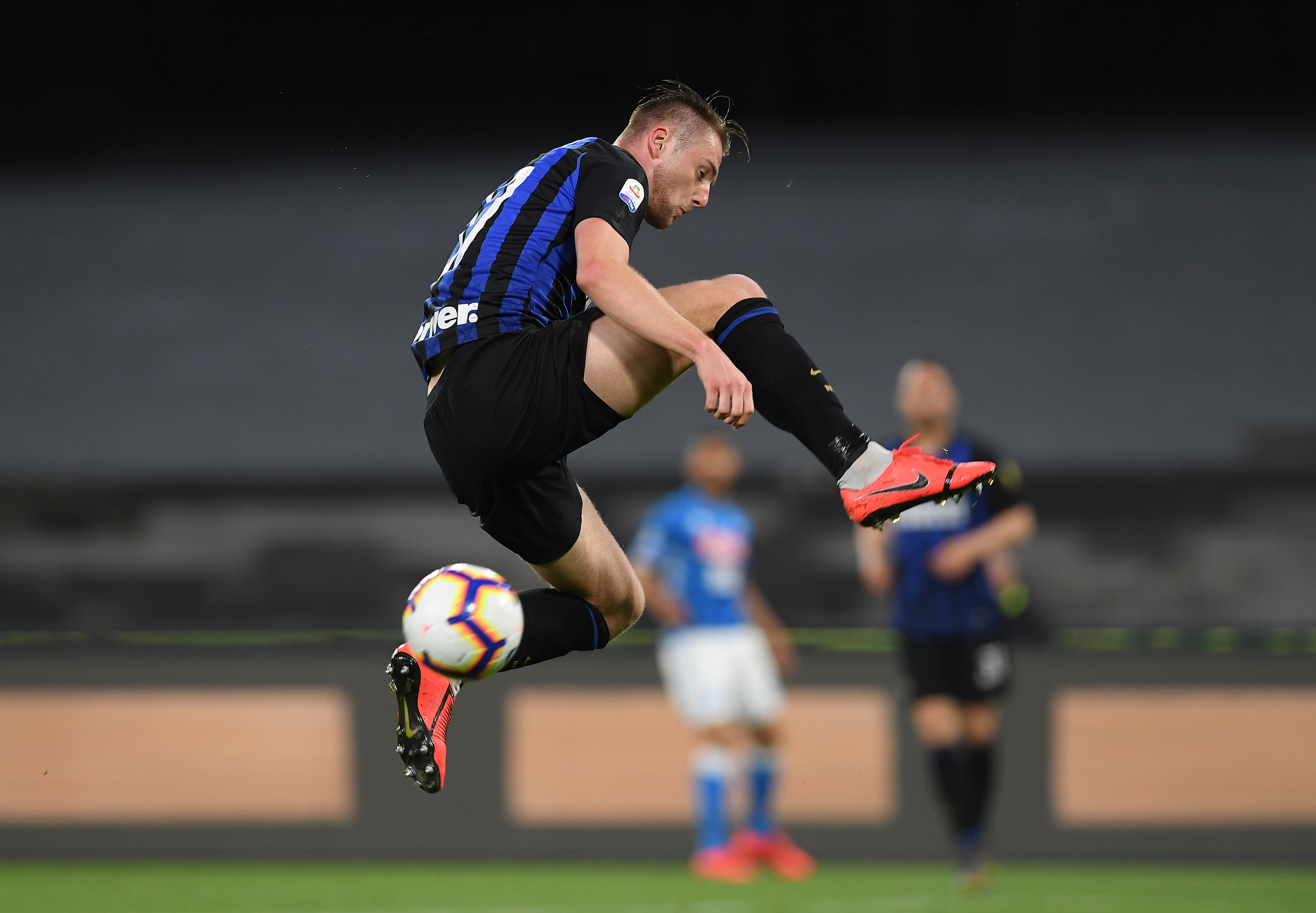 Milan Skriniar is a man in demand (Photo by Francesco Pecoraro/Getty Images)