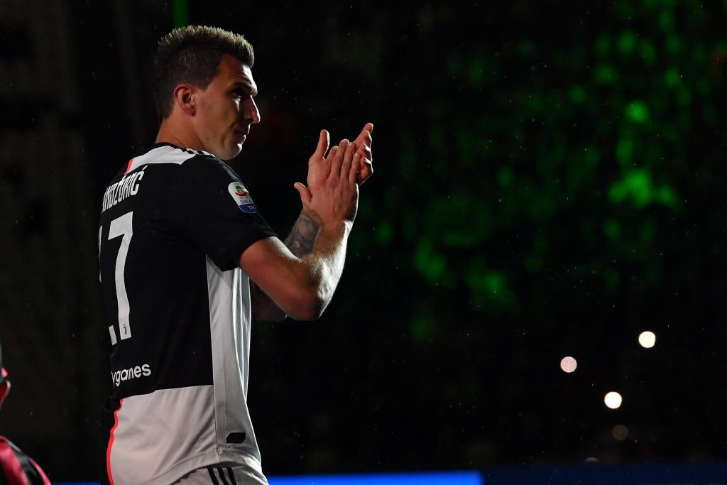Is it the end of the road at Juventus for Mandzukic? (Photo by Tullio M. Puglia/Getty Images)