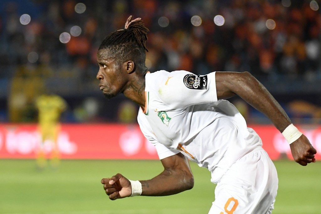 The race to sign Zaha just got more interesting. (Photo by Khaled Desouki/AFP/Getty Images)
