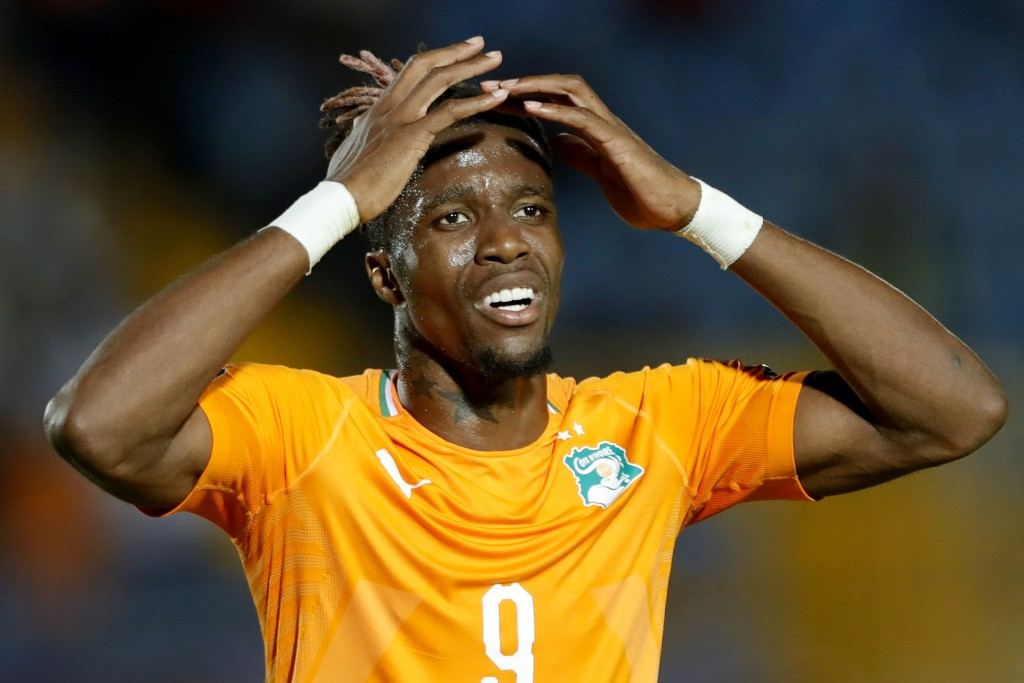 Will Zaha get his desired move to Arsenal? (Photo by Fadel Senna/AFP/Getty Images)