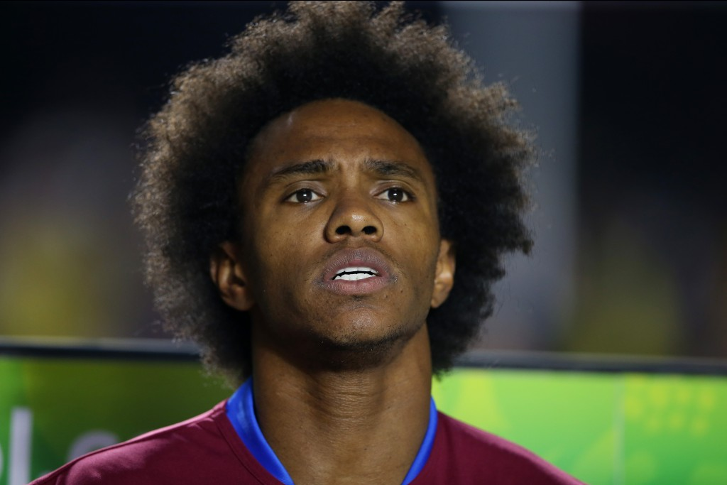 Willian was dazzled by the Arsenal project when he left Chelsea. (Photo by Alexandre Schneider/Getty Images)