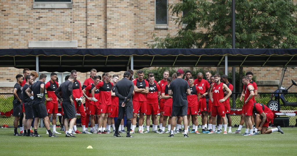 Klopp has a strong squad at his disposal (Photo by KAMIL KRZACZYNSKI/AFP/Getty Images)