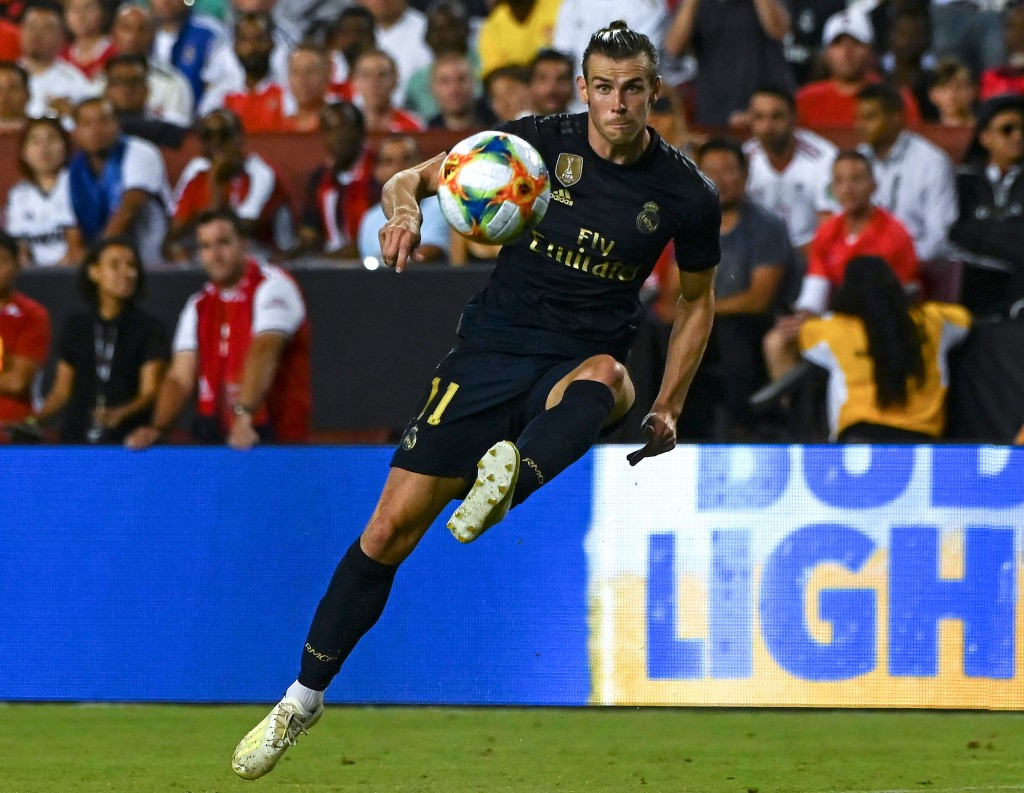 Bale not part of Madrid's plans (Photo by ANDREW CABALLERO-REYNOLDS/AFP/Getty Images)