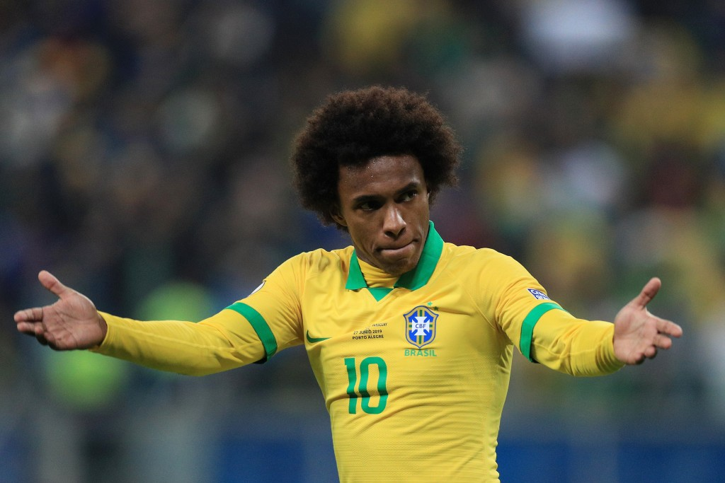 What does the future hold for Willian? (Photo by Buda Mendes/Getty Images)