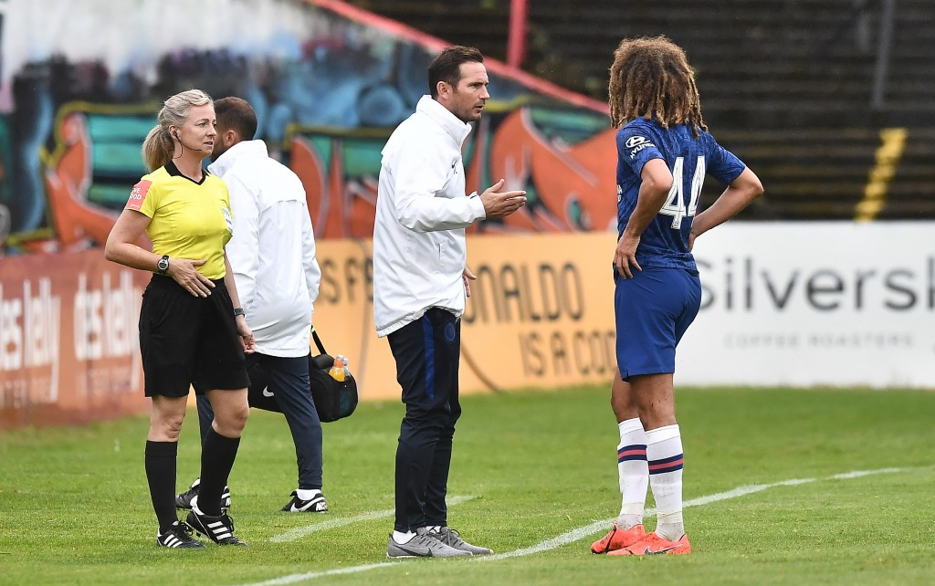 Lampard prepared to let Ampadu leave on loan (Photo by Charles McQuillan/Getty Images)
